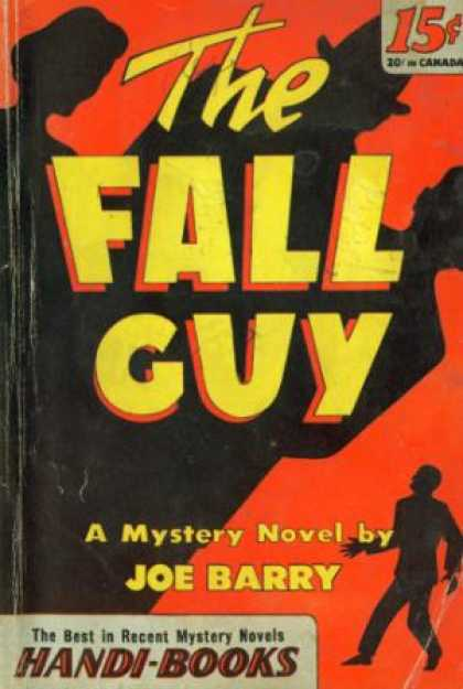 Handi Books - The Fall Guy - Joe Barry