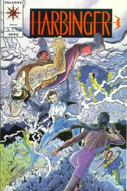 Harbinger 0 - David Lapham, Terry Austin