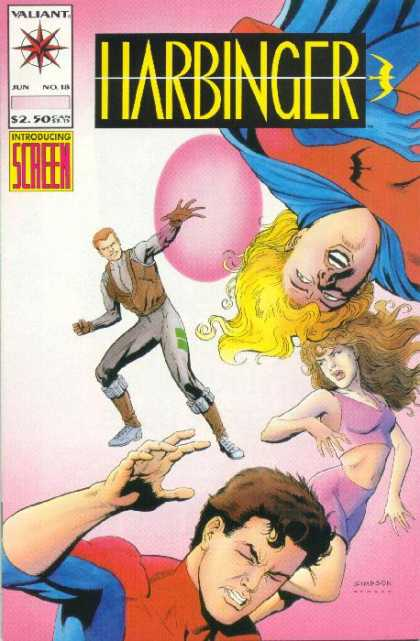 Harbinger 18 - Howard Simpson, Kevin Nowlan