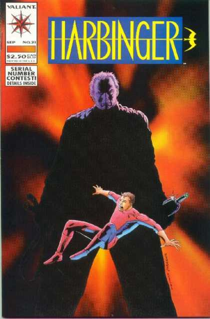 Harbinger 21 - Howard Simpson, Kevin Nowlan