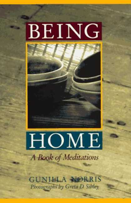 Harmony Books - Being Home