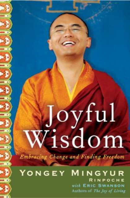 Harmony Books - Joyful Wisdom: Embracing Change and Finding Freedom