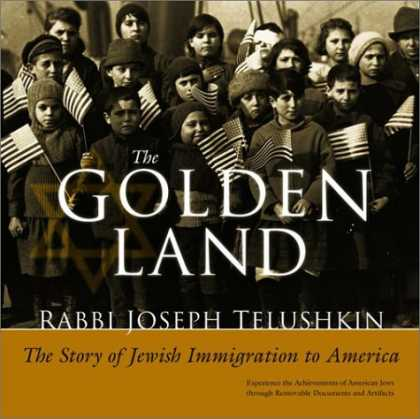 Harmony Books - The Golden Land: The Story of Jewish Immigration to America: An Interactive Hist