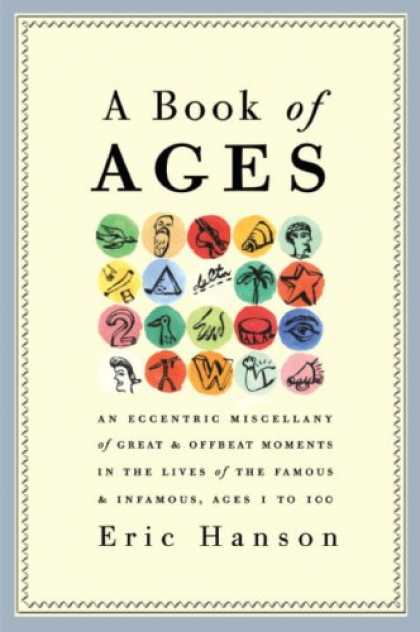 Harmony Books - A Book of Ages: An Eccentric Miscellany of Great and Offbeat Moments in the Live