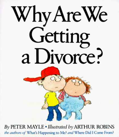 Harmony Books - Why Are We Getting a Divorce?