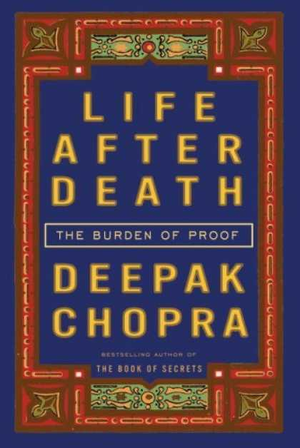 Harmony Books - Life After Death: The Burden of Proof