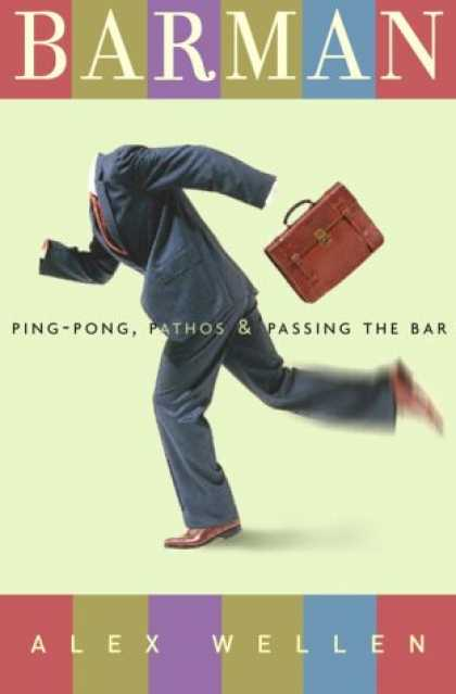 Harmony Books - Barman: Ping-Pong, Pathos, and Passing the Bar