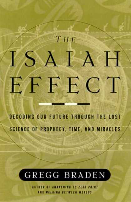 Harmony Books - The Isaiah Effect: Decoding the Lost Science of Prayer and Prophecy