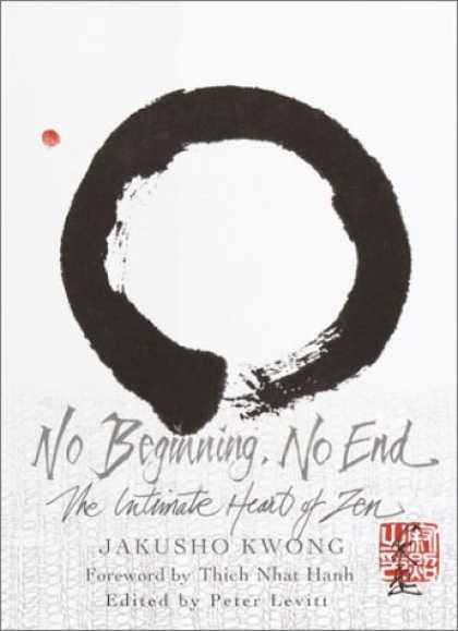 Harmony Books - No Beginning, No End: The Intimate Heart of Zen