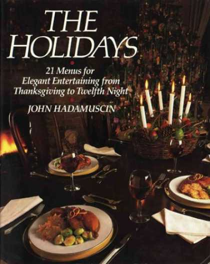 Harmony Books - The Holidays