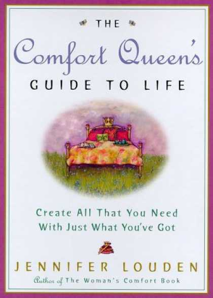 Harmony Books - The Comfort Queen's Guide to Life: Create All That You Need with Just What You'v
