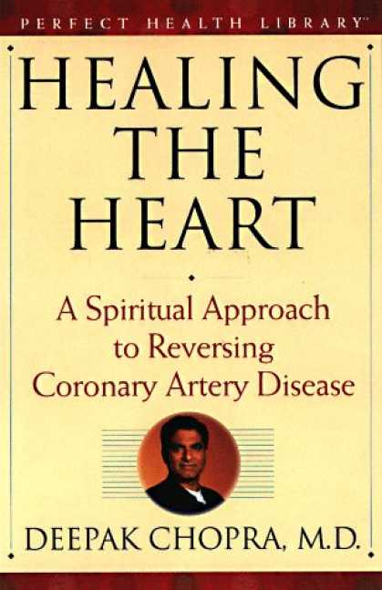Harmony Books - Healing the Heart: A Spiritual Approach to Reversing Coronary Artery Disease (Ch