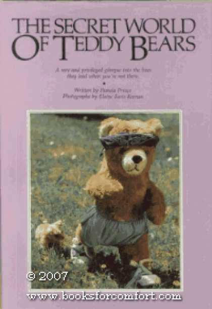 Harmony Books - Secret World of Teddy Bears