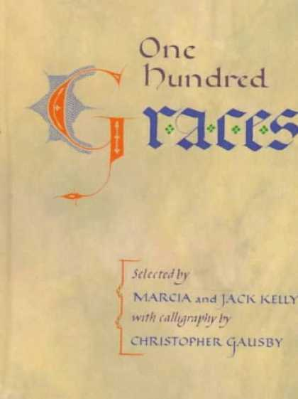 Harmony Books - One Hundred Graces