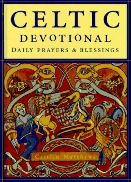 Harmony Books - The Celtic Devotional: Daily Prayers and Blessings