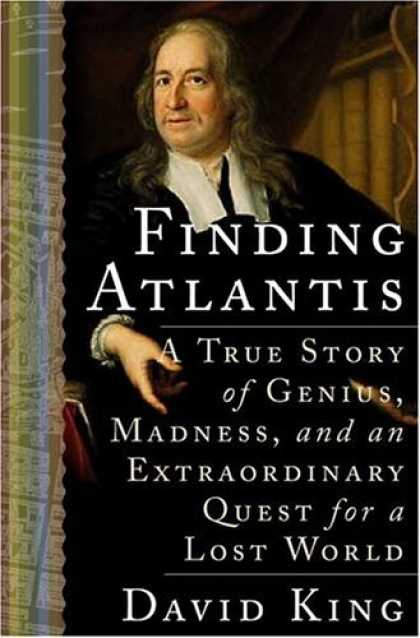 Harmony Books - Finding Atlantis: A True Story of Genius, Madness, and an Extraordinary Quest fo