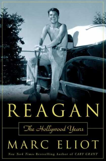 Harmony Books - Reagan: The Hollywood Years