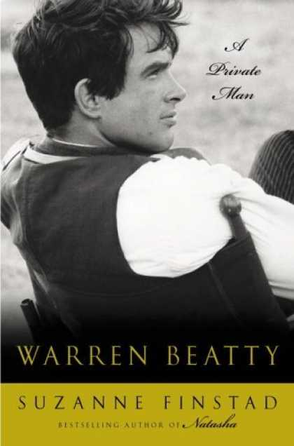 Harmony Books - Warren Beatty: A Private Man