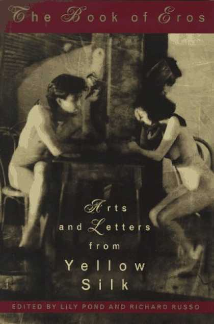 Harmony Books - The Book of Eros: Arts and Letters from Yellow Silk