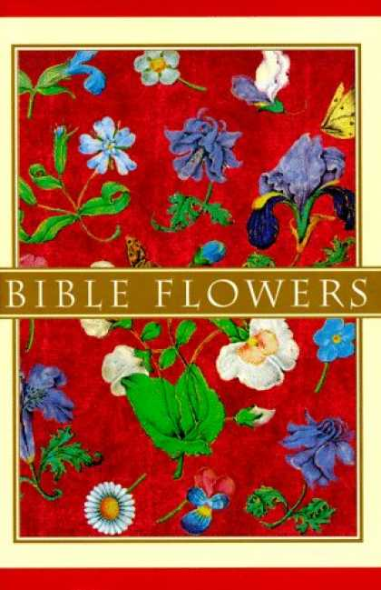 Harmony Books - Bible Flowers