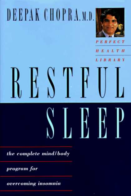 Harmony Books - Restful Sleep: The Complete Mind-Body Program for Overcoming Insomnia