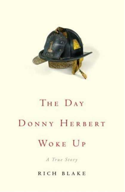 Harmony Books - The Day Donny Herbert Woke Up: A True Story