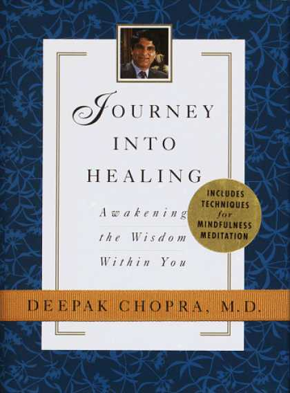 Harmony Books - Journey Into Healing: Awakening the Wisdom Within You