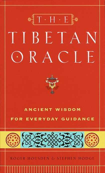 Harmony Books - The Tibetan Oracle: Ancient Wisdom for Everyday Guidance