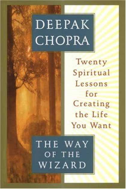 Harmony Books - The Way of the Wizard: Twenty Spiritual Lessons for Creating the Life You Want