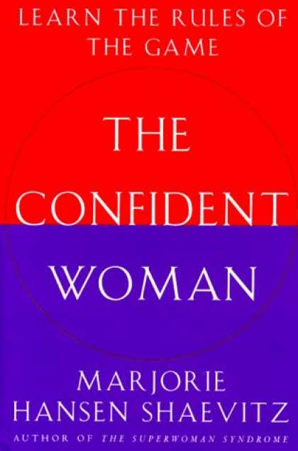 Harmony Books - The Confident Woman: Learn the Rules of the Game