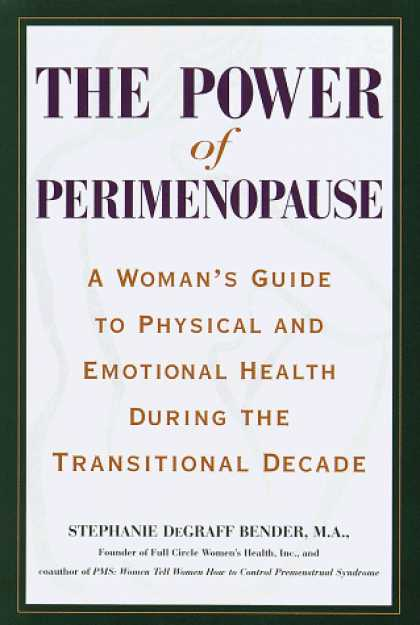 Harmony Books - The Power of Perimenopause : A Woman's Guide to Physical and Emotional Health Du