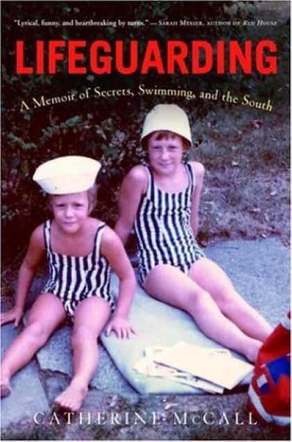 Harmony Books - Lifeguarding: A Memoir of Secrets, Swimming, and the South