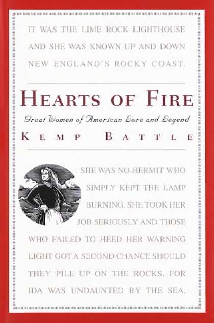 Harmony Books - Hearts of Fire: Great Women of American Lore and Legend
