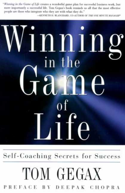 Harmony Books - Winning in the Game of Life: Self-Coaching Secrets for Success