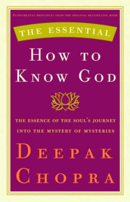 Harmony Books - The Essential How to Know God: The Essence of the Soul's Journey Into the Myster