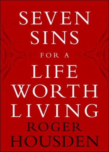Harmony Books - Seven Sins for a Life Worth Living