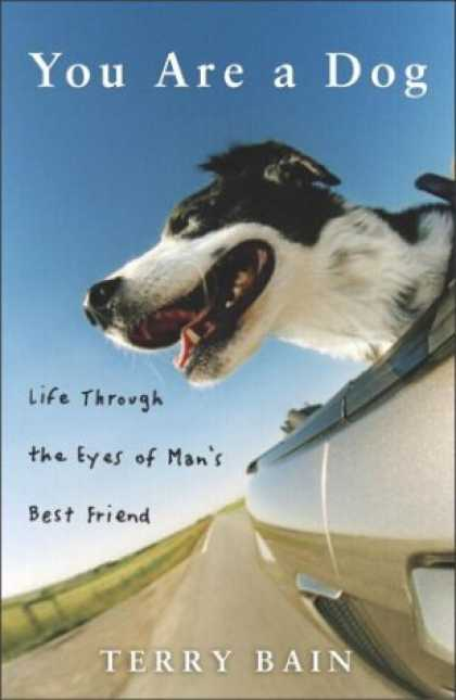 Harmony Books - You Are a Dog: Life Through the Eyes of Man's Best Friend