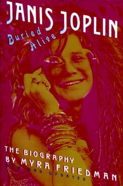 Harmony Books - Buried Alive: The Biography of Janis Joplin