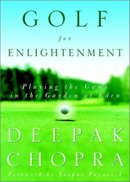 Harmony Books - Golf for Enlightenment: The Seven Lessons for the Game of Life