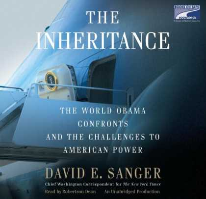 Harmony Books - The Inheritance: The World Obama Confronts and the Challenges to American Power
