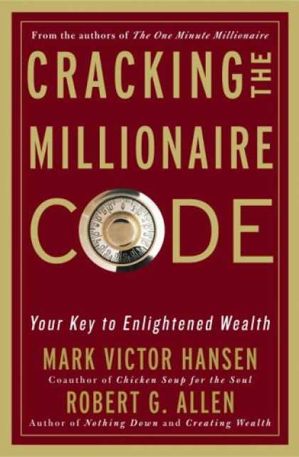 Harmony Books - Cracking the Millionaire Code: Your Key to Enlightened Wealth