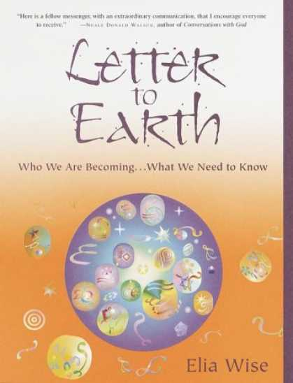 Harmony Books - Letter to Earth