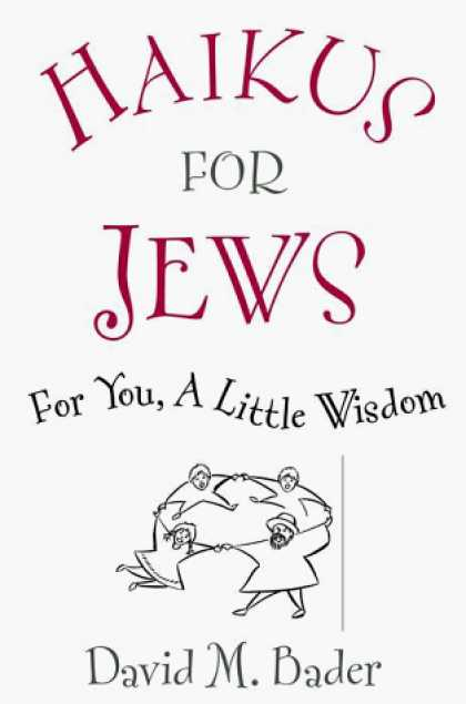 Harmony Books - Haikus for Jews: For You, a Little Wisdom