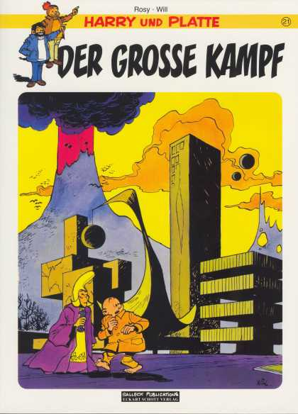 Harry und Platte 4 - Harry And Platte - Der Grosse Kampf - Volcanocity
