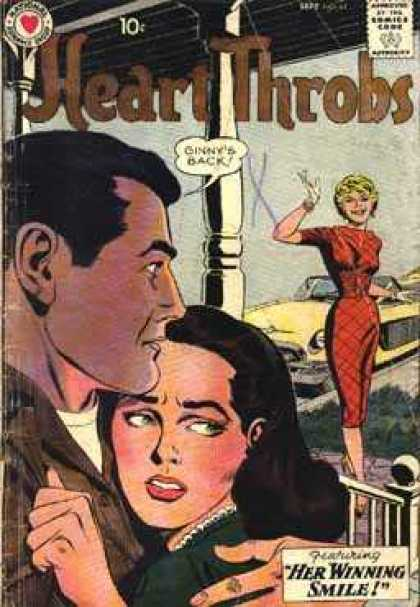 Heart Throbs 61 - Vertigo - 4-issue Mini-series - Romance - Various Stories - Dc Comics