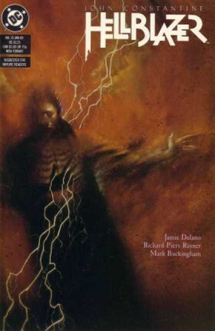 Hellblazer 15 - Go To Hell - Scary Night - Evil Dead - Bad Devil - Thunder - Dave McKean