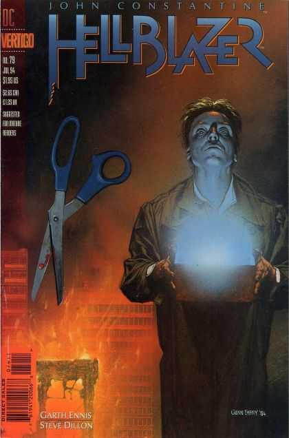 Hellblazer 79 - Scissors