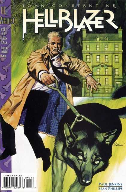 Hellblazer 98 - Dog