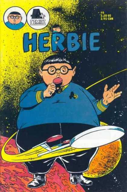 Herbie (1991) 6 - 250 Us - 295 Can - Spectacle - Sky - 6