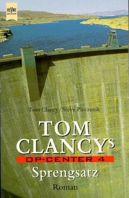 Heyne Books - Tom Clancys OP- Center 4. Sprengsatz.